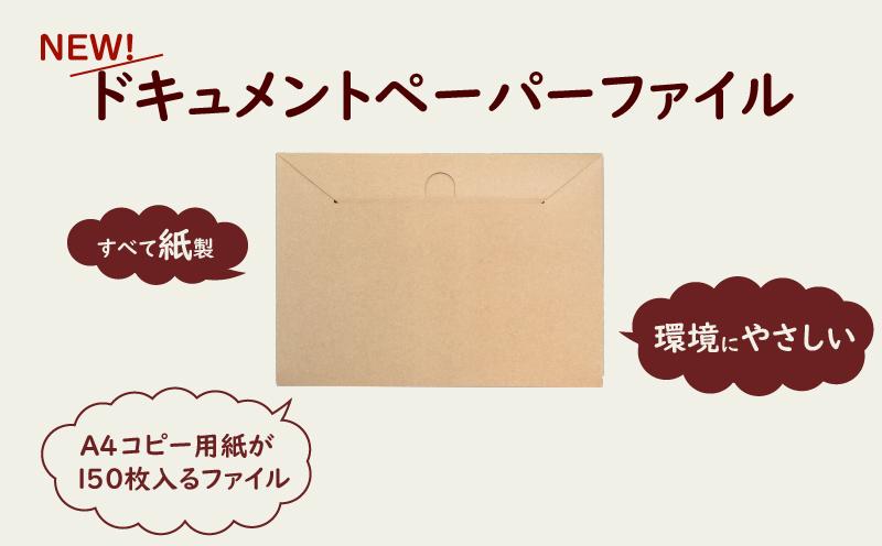 紙製のファイル