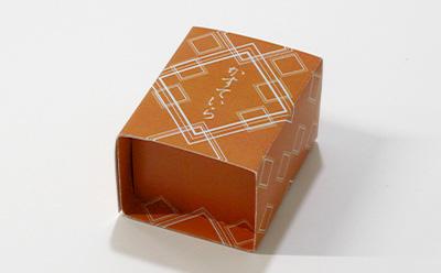 お菓子・スイーツの個装箱
